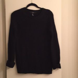 Black Sweater by Forever 21 size S